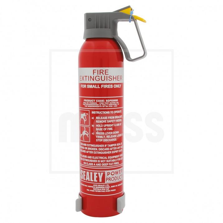 Fire Powder Can : Fire extinguisher dry powder kg