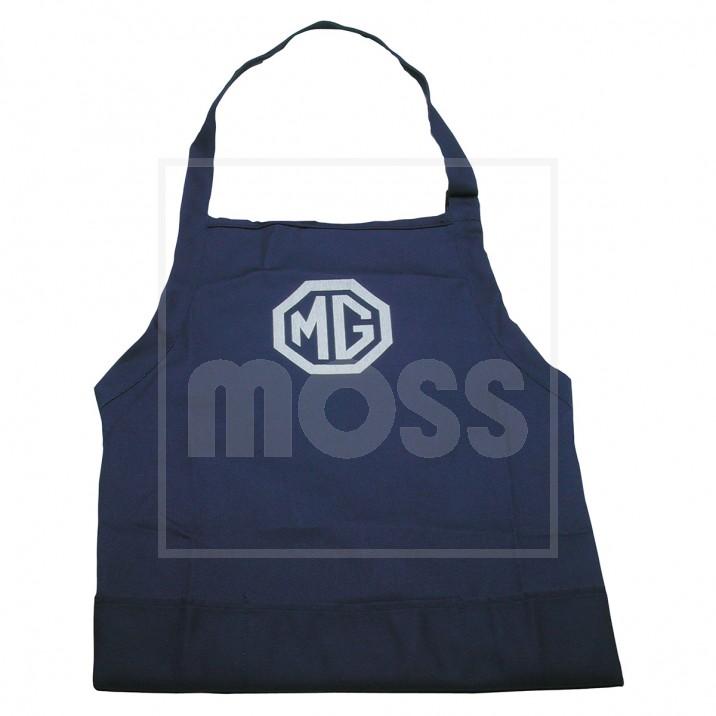 Workshop Apron, MG logo