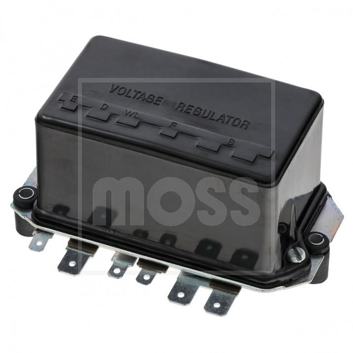Control Box, dummy voltage regulator, lucar, 30 amp