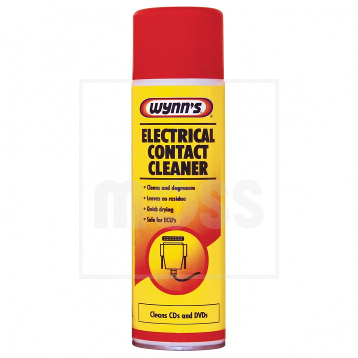 Electrical Contact Cleaner, 500ml