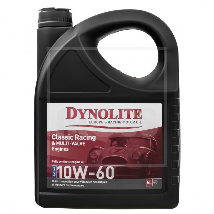 Dynolite Synthetic Racing Oil, 10W-60
