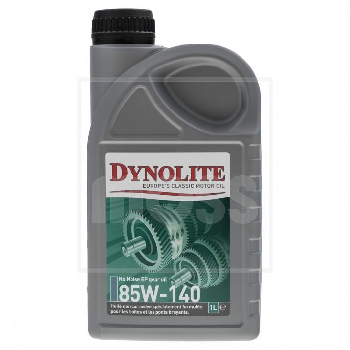 Dynolite No Noise EP 85W-140, 1 litre