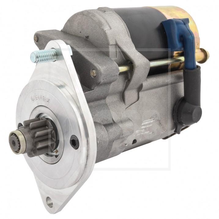 High torque starter motors mgb mgc for Hi torque starter motor