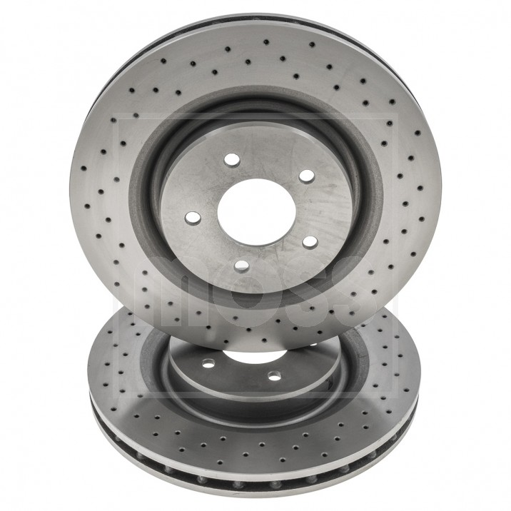 Brake Discs - X308