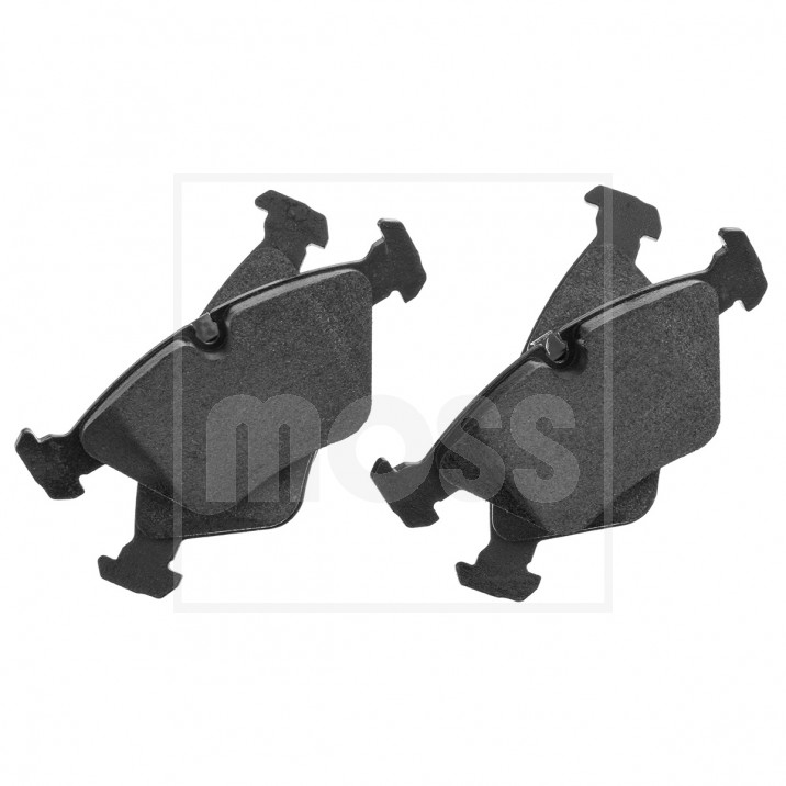 Brake Pads: Front - X308