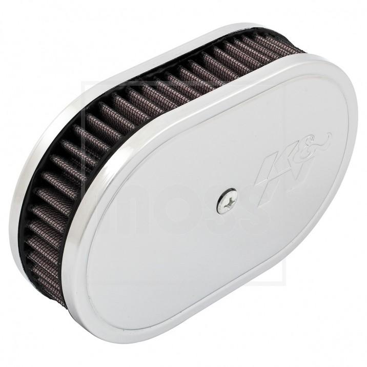 K&N Air Filters For Weber/Dellorto Carburettors