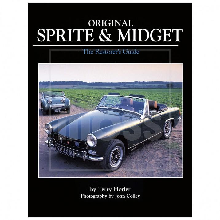 Original Series Sprite & Midget Book
