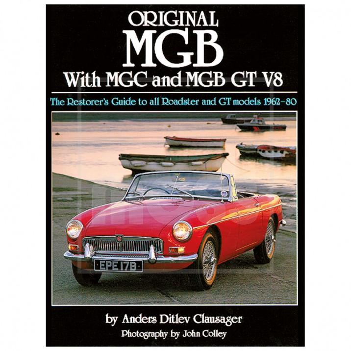 Original Series MGB Book