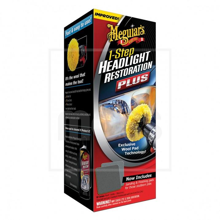 Meguiar's Headlamp Restoration Kit
