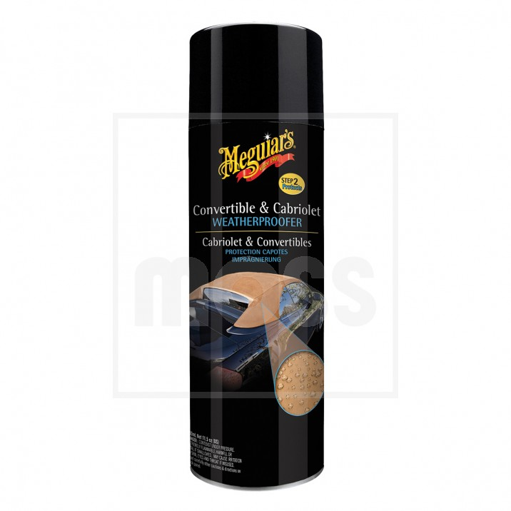 Meguiar's Convertible & Cabriolet Weatherproofer, 500ml