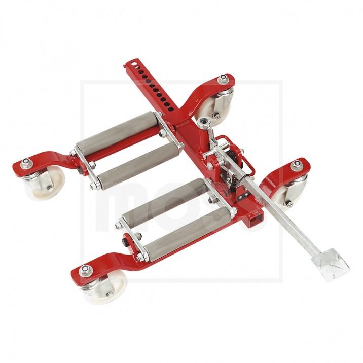 Wheel Skates, ratchet lift 570kg