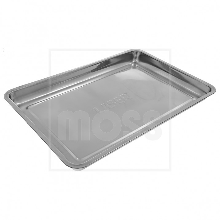 Drip Tray, 60 x 40cm stainless steel