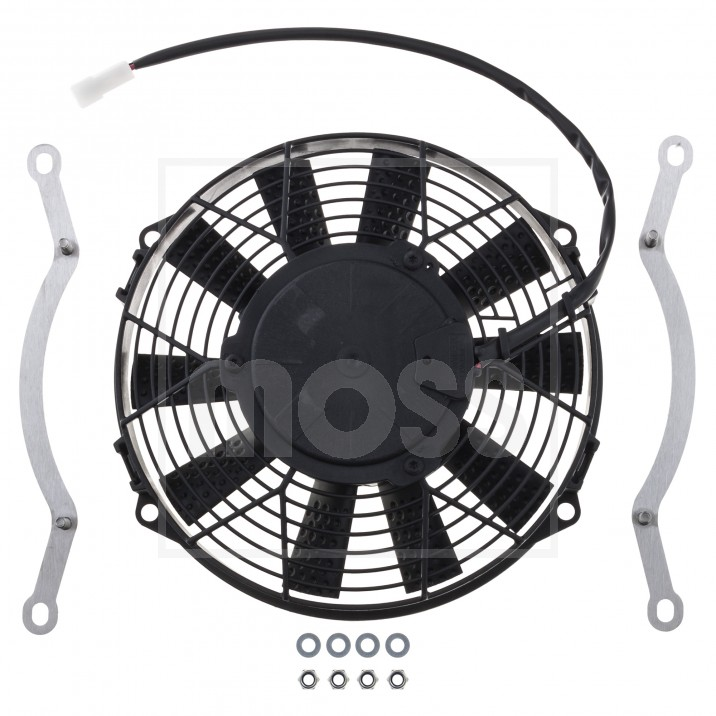 Types Of Fans And Blowers : Cooling fan kit revotec blower type