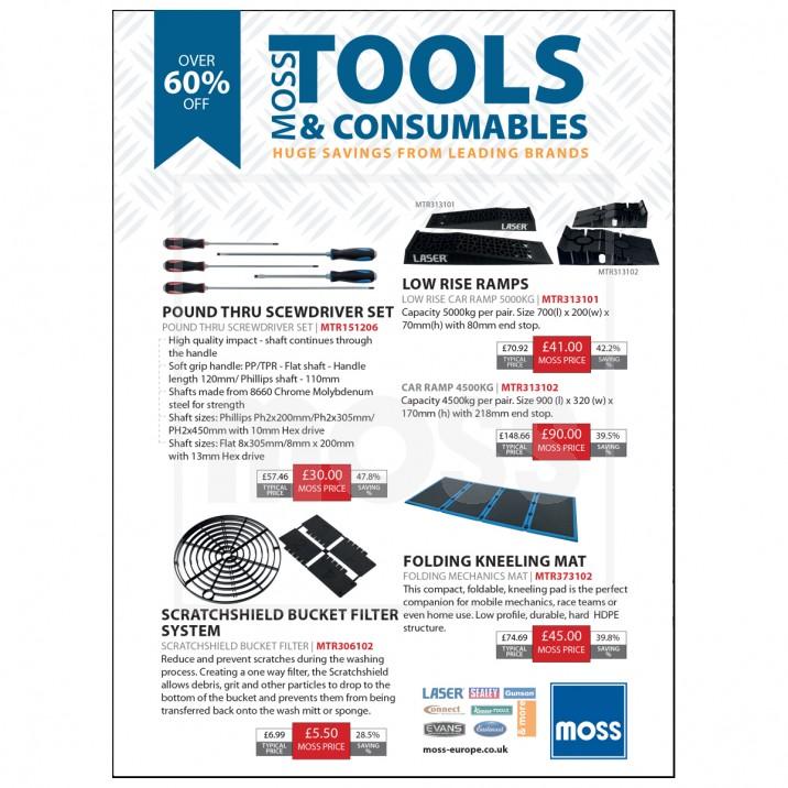 Tools & Consumables Catalogue