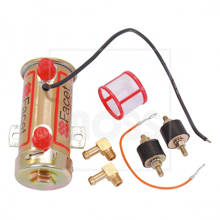 Fuel Pumps - Cylindrical Type by Facet