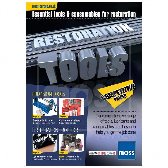 Restoration Tools Catalogue