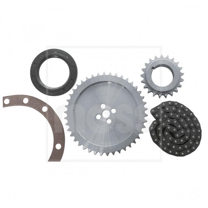 Duplex Timing Chain Kits & Cam Followers - 1500cc