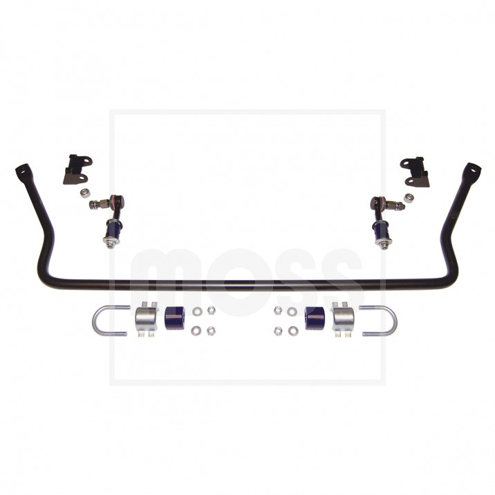 Anti-Roll Bar: Front - TR5-6