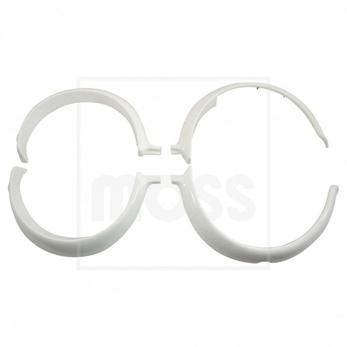 Sportspac Wheel Arch Extensions - Mini