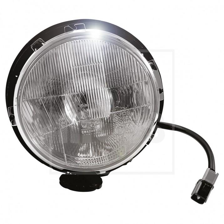 Levelling Headlamp Assemblies - Mini