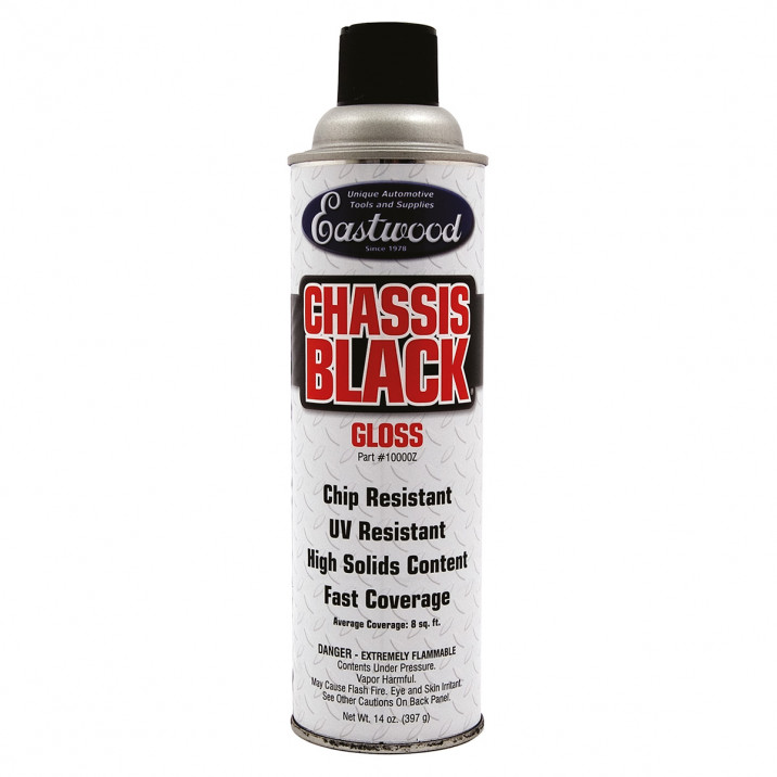 Eastwood Chassis Black, Original, Gloss, 15oz Aerosol 443ml