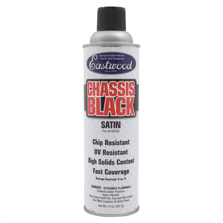 Eastwood Chassis Black, Original, Satin, 15oz Aerosol 443ml