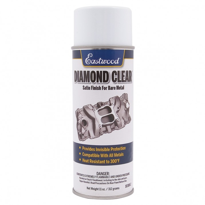 Eastwood Diamond Clear Lacquer