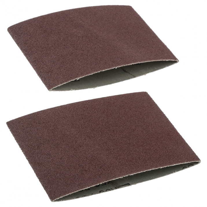 Surface Conditioning, sanding band, 80 grit, 2 piece