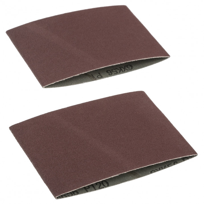 Surface Conditioning, sanding band, 120 grit, 2 piece