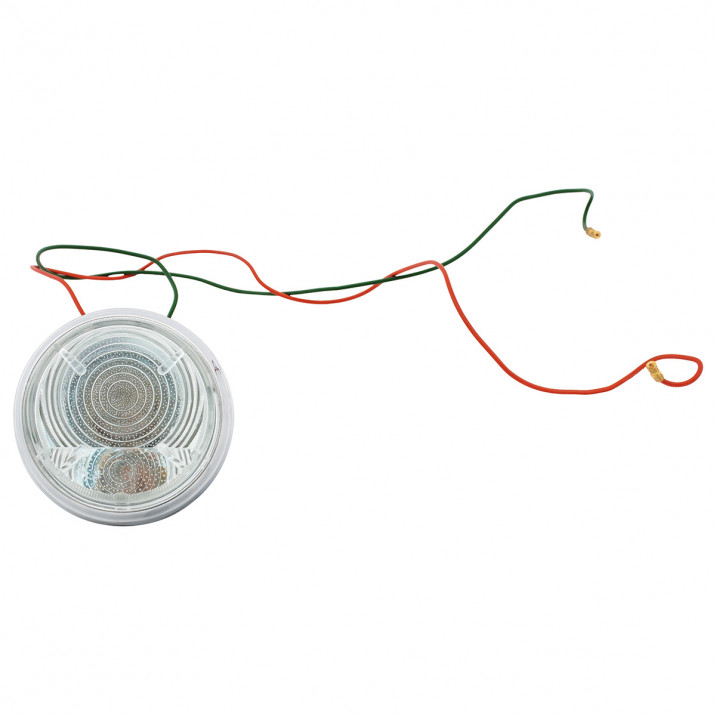 Lamp Assembly, side/indicator, white, LHD
