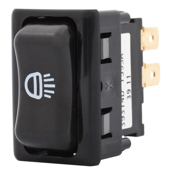 Switch, headlamp