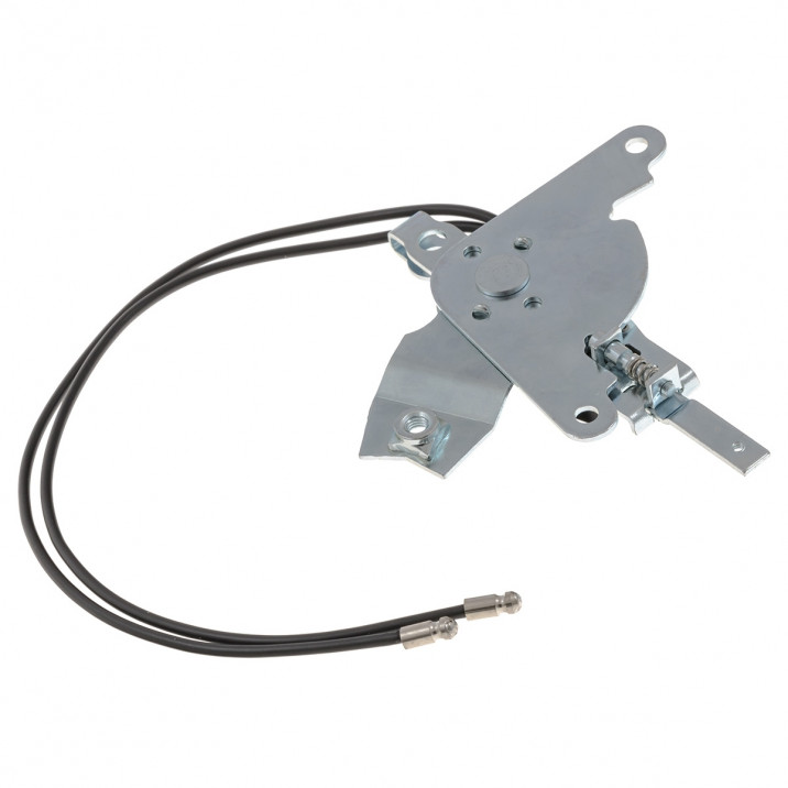 Switch, fan switch & water valve control lever