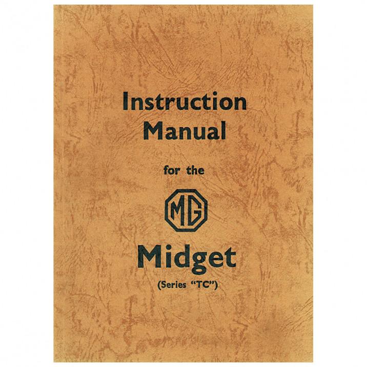 Instruction Manual, TC