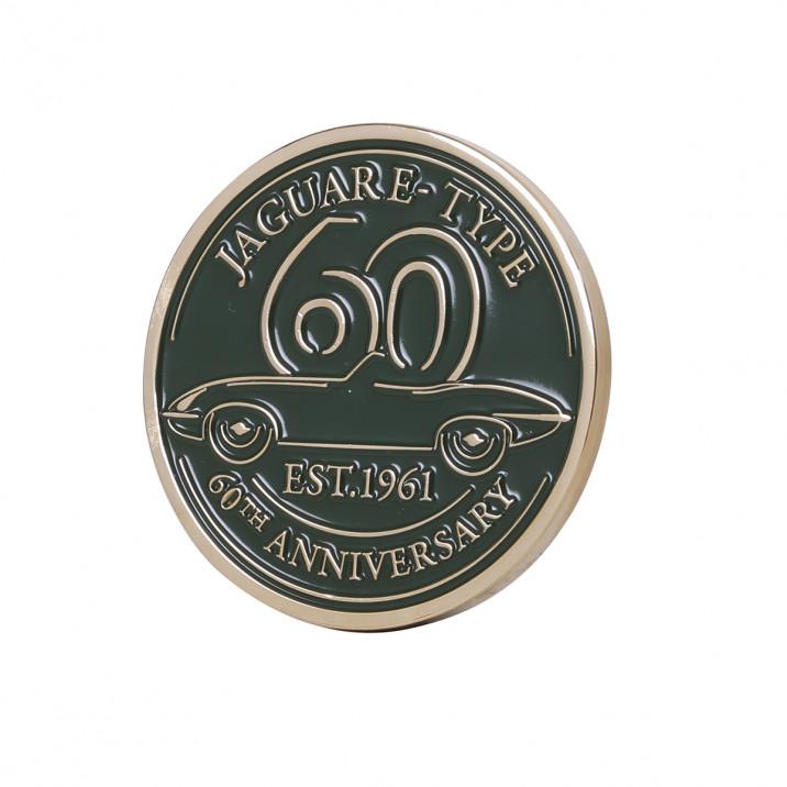 Commemorative Coin, E-Type 60th anniversary