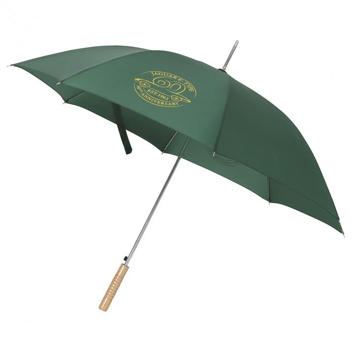 Umbrella, E-Type 60th anniversary, green, 48 inch