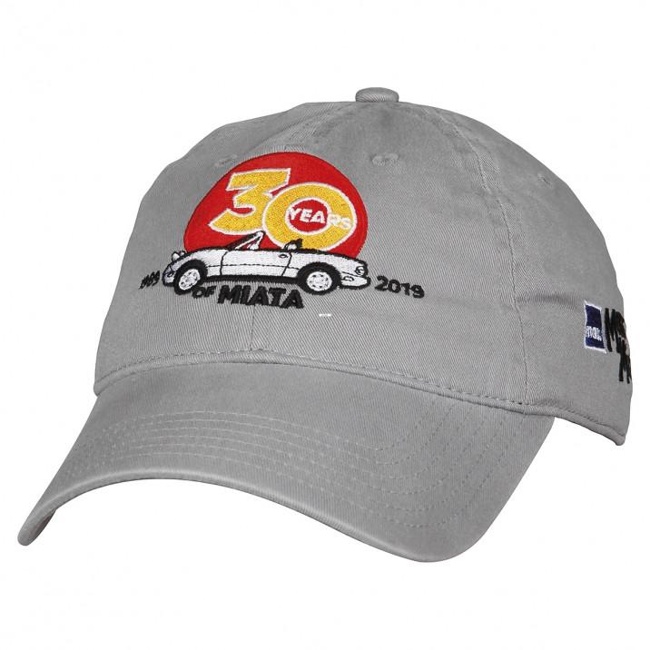 Miata 30th Anniversary Hat