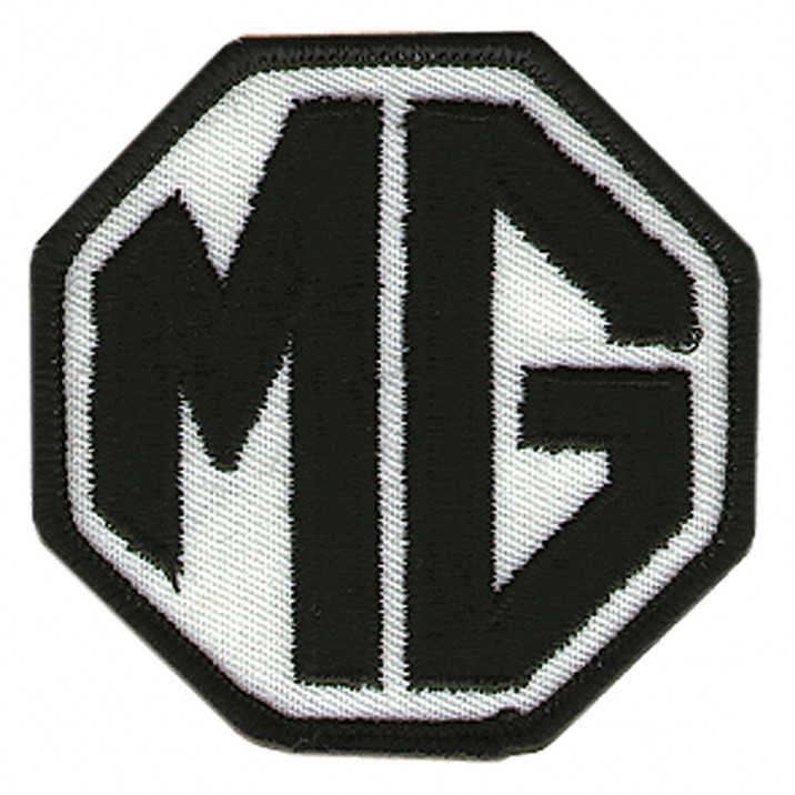 Patch, MG Octagon Small, embroidered