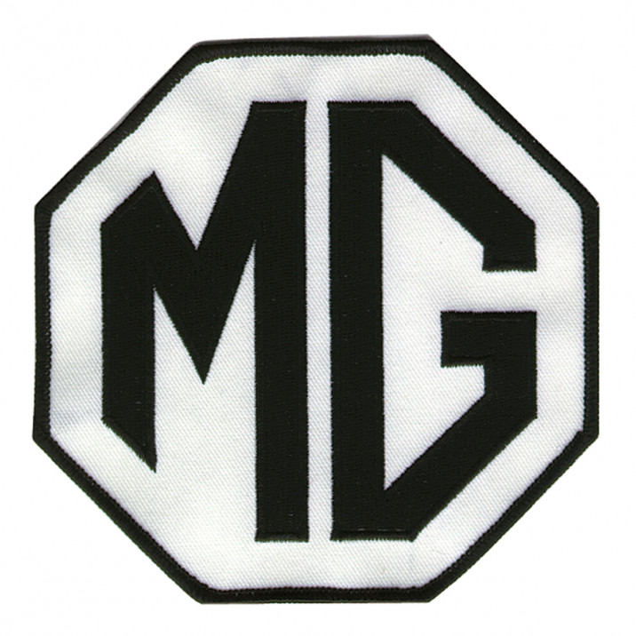 Patch, MG Octagon Large, embroidered