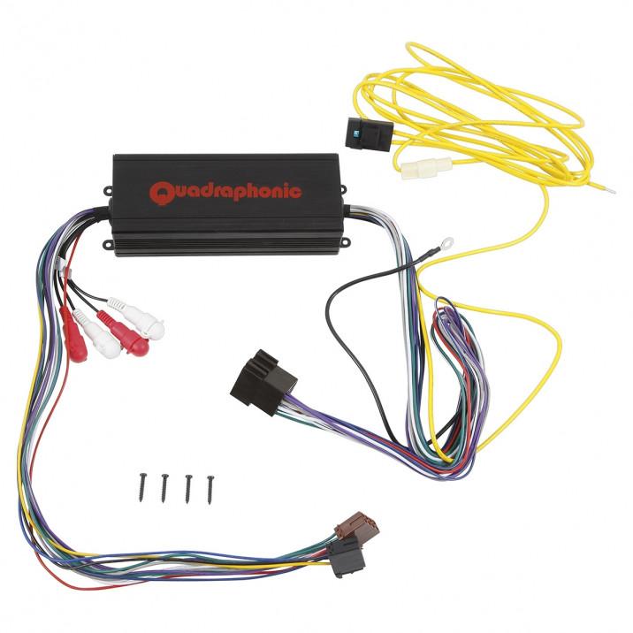 RetroSound Amplifier