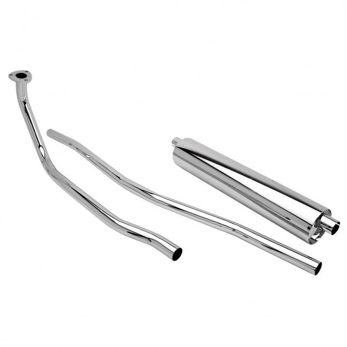 Tourist Trophy Exhaust System - T Type