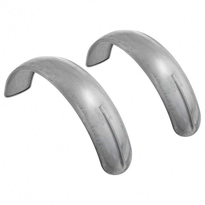 Cycle Wings, rear, alloy, pair