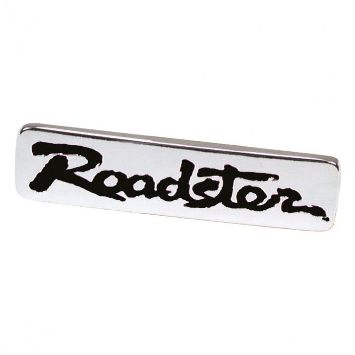 Badge, OEM Mk1 Roadster, black