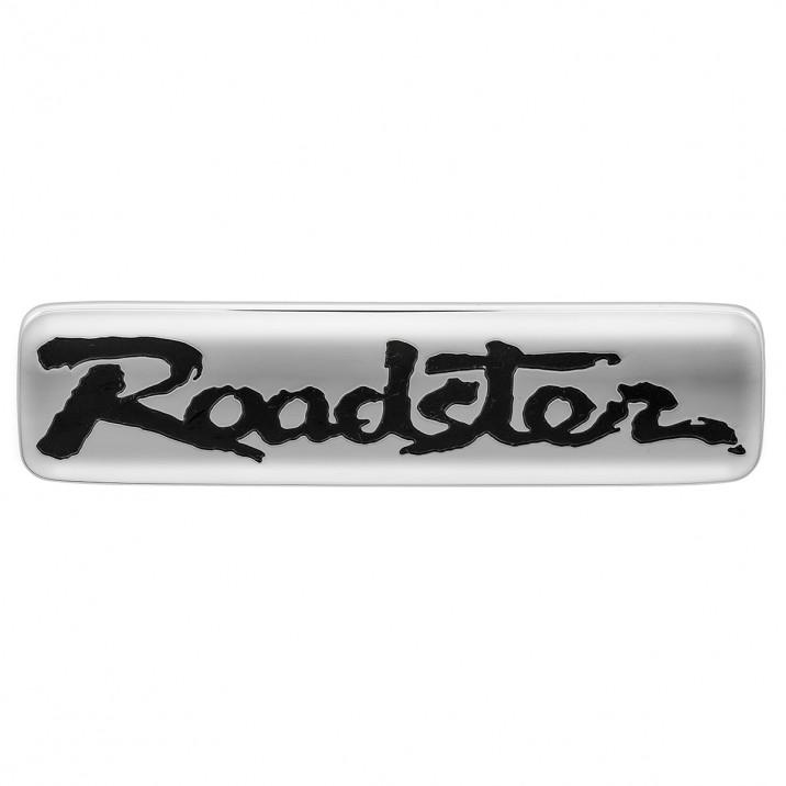 Badge, OEM Mk2 Roadster, black
