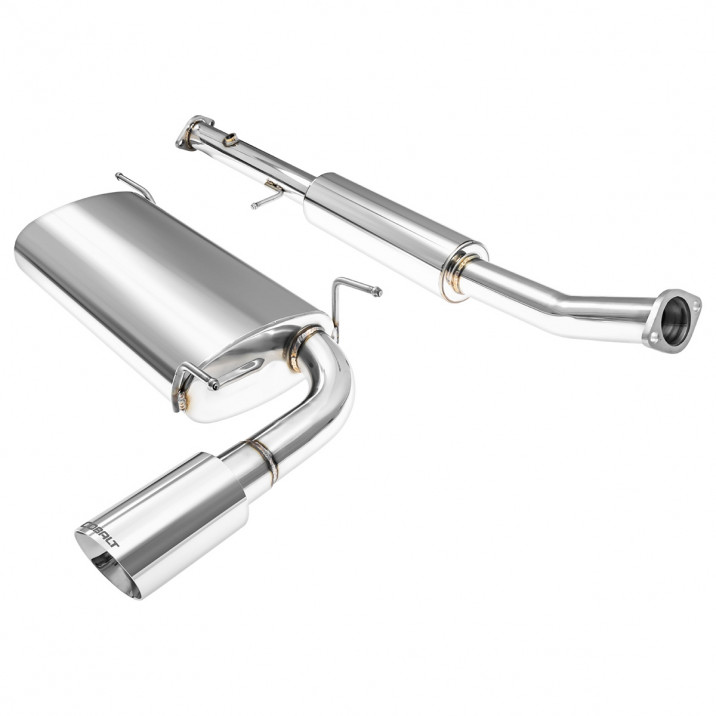 Cobalt Exhaust Systems - MX-5 Mk1