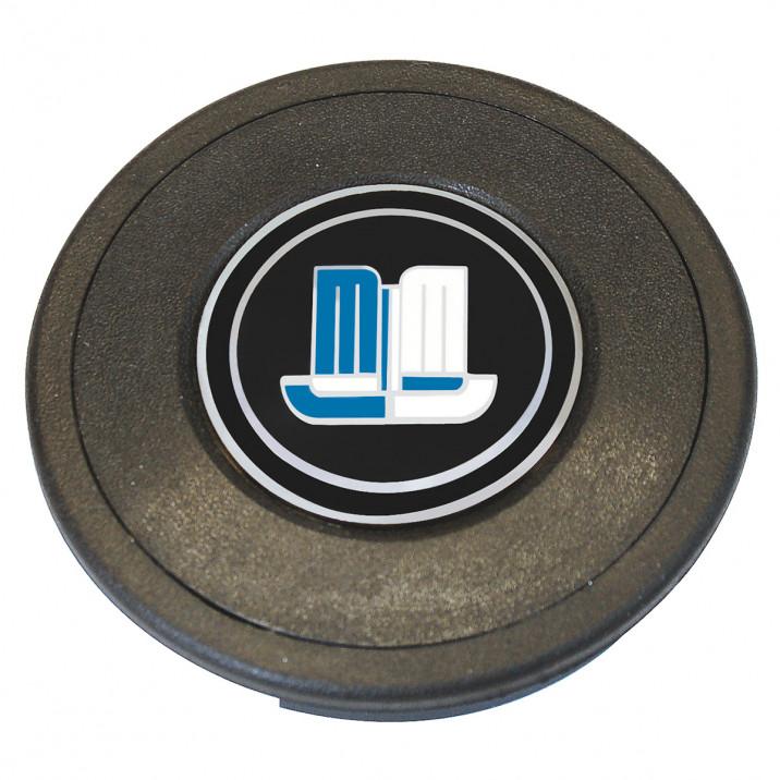 Centre Cap, horn push, Triumph logo, with 46mm badge