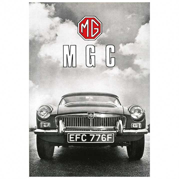 Owners Handbook, MGC