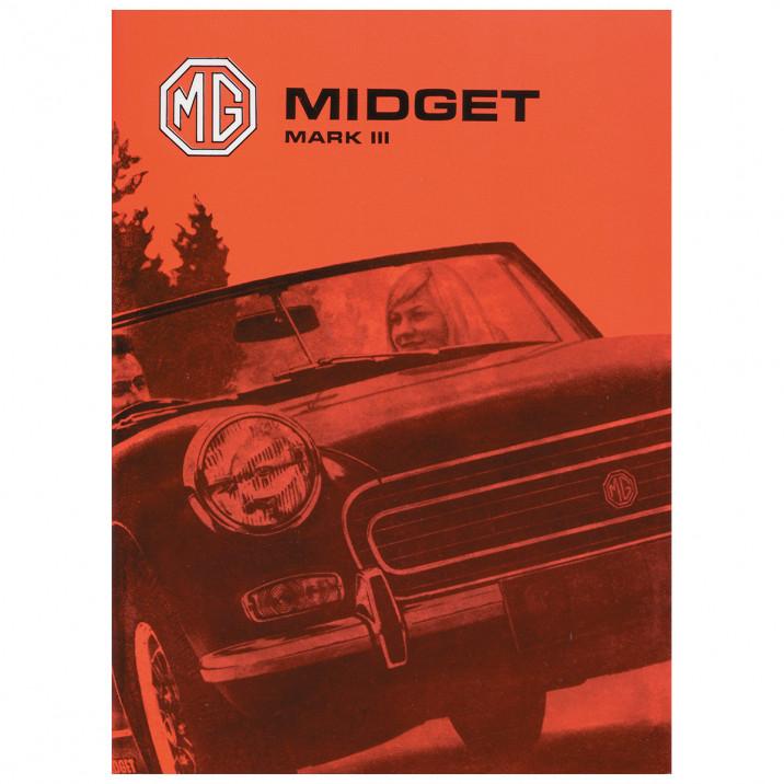 Owners Handbook, Midget 1967-74