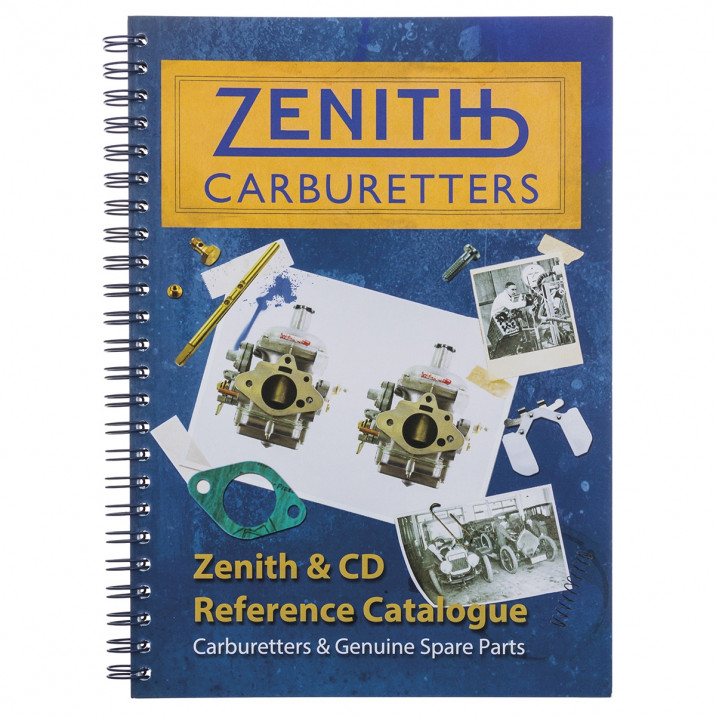 The Zenith Reference CD & Catalogue