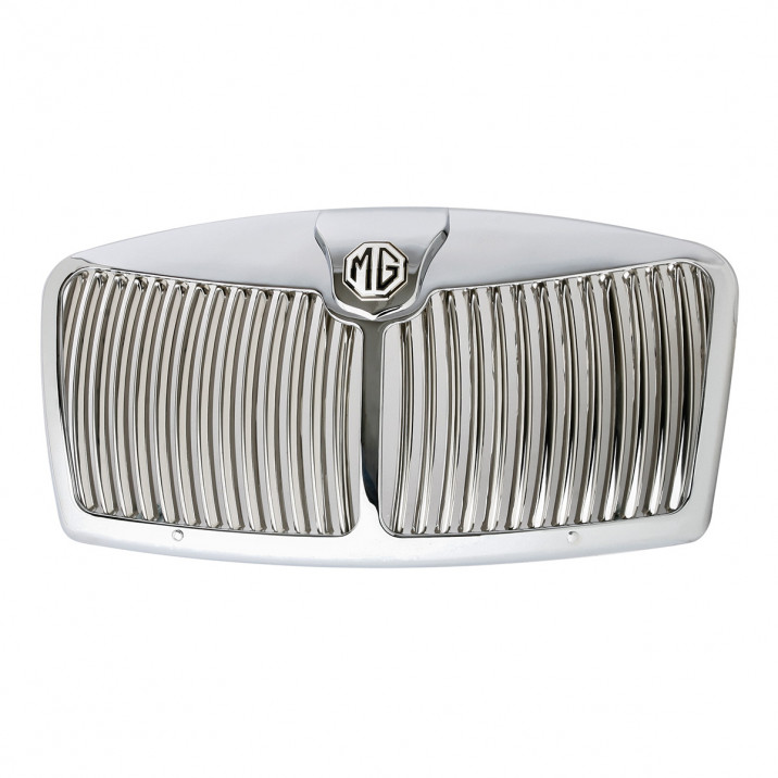 Grille Assembly, flat