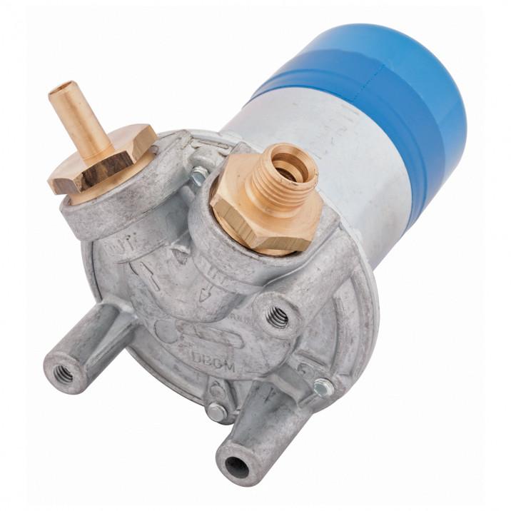 Fuel Pump, electronic, dual polarity, HARDI